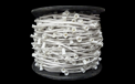 White Commercial C7 Bulk Reel Light Strand - HB-C7BULK12WH