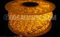 Commercial Bulk LED Rope/Tube Light Reel - 150' - Amber RL-AM150
