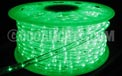 Commercial Bulk LED Rope/Tube Light Reel - 150' - Green RL-GR150