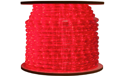 Commercial Bulk LED Rope/Tube Light Reel - 150' - Red - RL-RE150