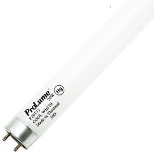 "ProLume 20 Watt 24"" T12 Medium Bi-Pin 4,200K Preheat Light Bulb 9203"