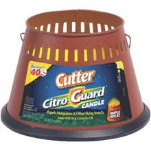 Cutter Citro Guard Triple Wick Citronella Candle