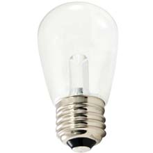 White LED Professional S14 Light Bulbs