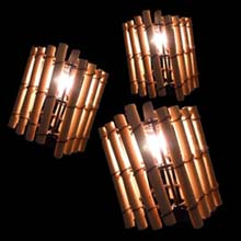 Brown Lantern Party String Lights