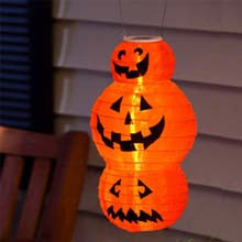 Pumpkin Halloween LED Party Light