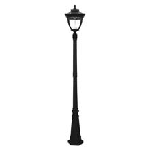 Pagoda Solar Lamp Post Light
