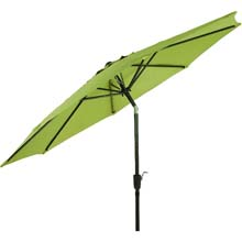 9' Aluminum Tilt Patio Umbrella - Sage Canopy