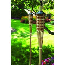 "60"" Bamboo Patio Torch"