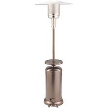 "87"" Tall Outdoor Natural Gas Patio Heater"
