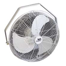 "18"" Tuff & Gusty Tent Fan"