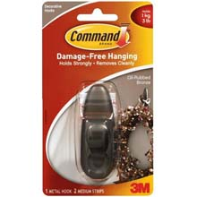 Command Adhesive Hook 602119