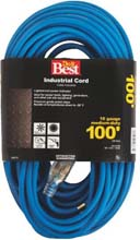 100' Extension Cord - 16/3 Cold Weather