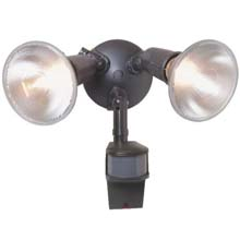 All-Pro Doppler Motion Floodlight - Bronze