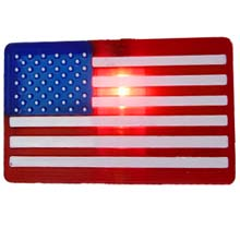 American Flag Party Lights