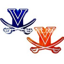 Virginia Cavaliers NCAA Logo String Lights