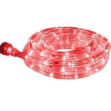 9' LED Rope/Tube Light - Red 904276