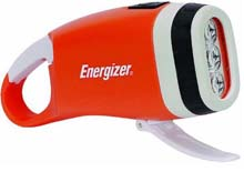 Emergency Solar Crank Light