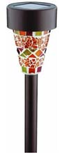 Mosaic Solar Stake Light - Autumn/Harvest - 12-Pieces