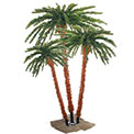 4-5-6 Ft. Palm Tree Cluster - 3240-456C