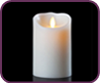 Luminara Battery Operated Flameless Candle Lanterns