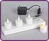 Rechargeable Battery Operated Flameless Candles