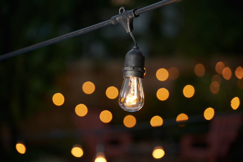 Industrial Outdoor String Lights: Outdoor commercial string lights,Lighting