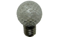 LED Globe Light Bulb G50 Sun Warm White - LI-G50LED-WW