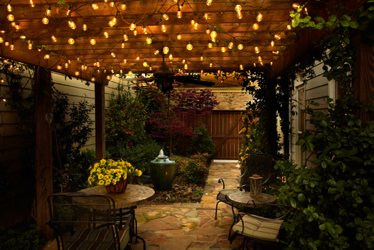 Delightful Popular 23 Patio Cafe String Lights Innovation