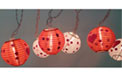 Valentine's Day Lanterns - AI-0896