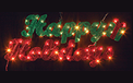 "Happy Holidays Lighted Sign - 18.5"" x 36"" GC7013900"
