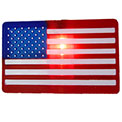 American Flag Party String Lights - 20 Flags - MD-USA
