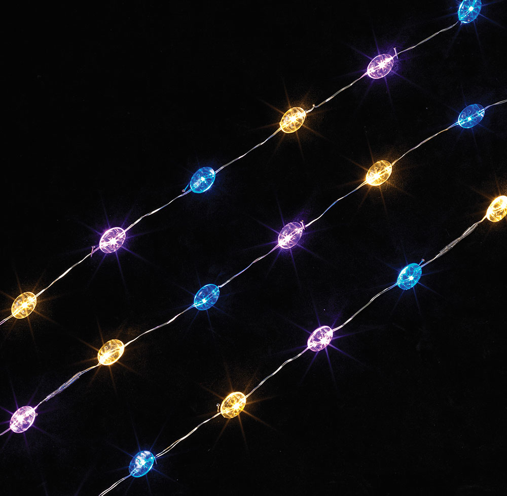 Battery Powered String Lights - Oogalights.com - More Than 1,000 Party & String Light Bulbs!
