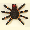"Spider LED Halloween Party Light with Light Up Eyes - 19"" - GC1722720"