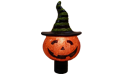 Acrylic Halloween Nightlight - Witch Pumpkin - 6.5 Inch - STL-12035WP