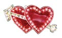 Valentine's Day Party String Lights, Romantic Stringlight Strands & Decorations - Holiday Lights & Party String Lights