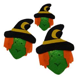 Westie Tamara Burnett Halloween Howls Large Flag