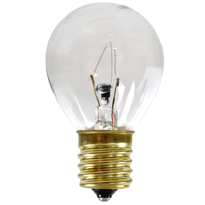 25 Watt S11 Intermediate Base Commercial Light String Bulb - 25 Pack - Clear