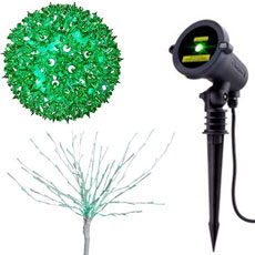 Green Decorative Lights
