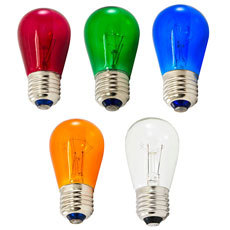 Multi Color Light Bulbs