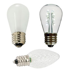 White/Clear Light Bulbs