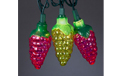 20 Light Plastic Grape Light Set - UL0842