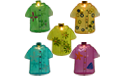 Hawaiian Beach Shirt Party String Lights - 10 Lights - BS-60900
