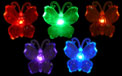 Butterfly Light Set Battery Operated - Acrylic - 10 Count - GC1741190