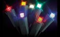 FLEXCHANGE™ LED String Light Strands & Stay Lit LED Party String Lights - LED Decorative Lighting