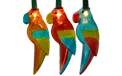 Parrot Party String Lights - 10 Colorful Parrot Lights - BS-60800