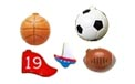 Sports Themed Party Lights, Sports Themed String Lights & Stringlight Strands - Sports & Activities Party Lights