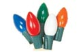 C9 Stringlight Light Strands & Ceramic Light Bulb Strands - Light Strands & Party Lights