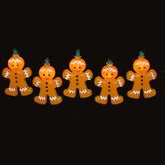 Gingerbread Light Set