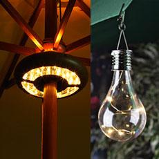 Umbrella Lighting Accessories