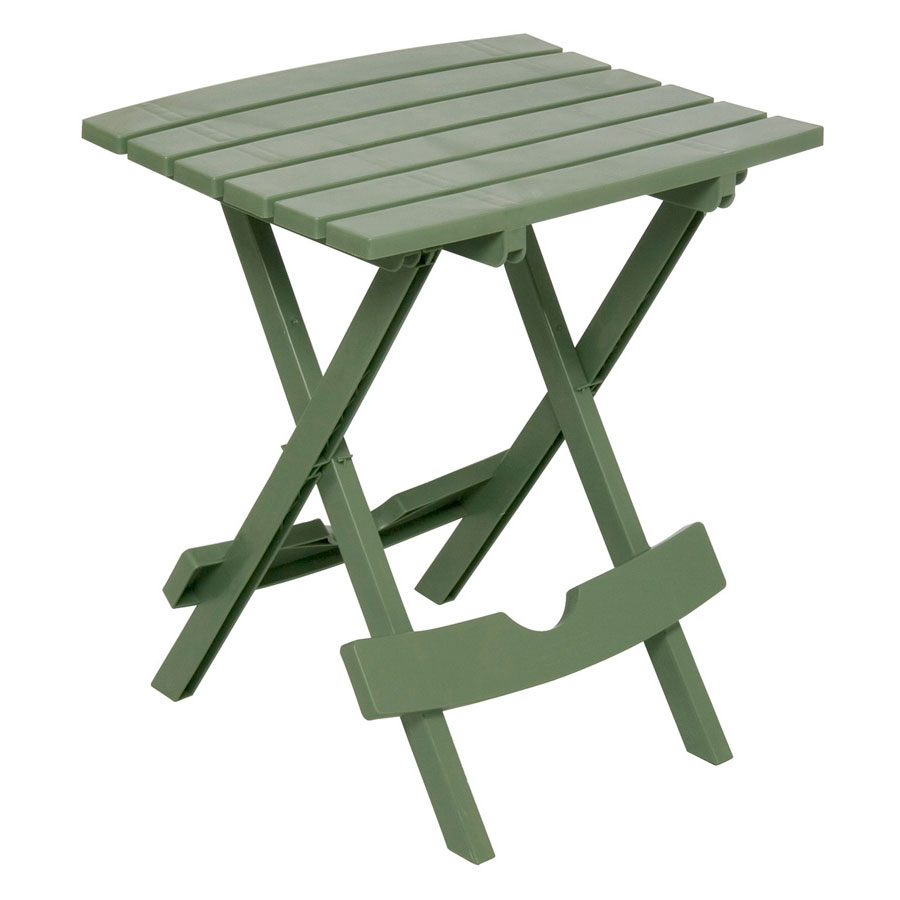 Quik-Fold Sage Side Table